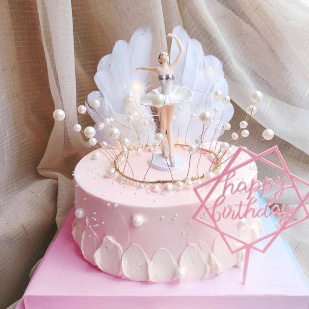 芭蕾舞者蛋糕